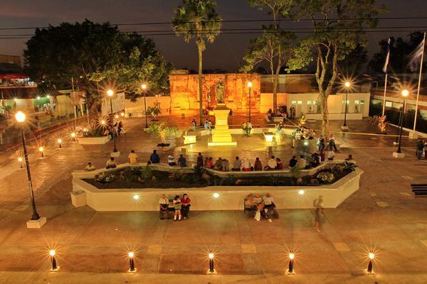 San Salvador San Jose Square